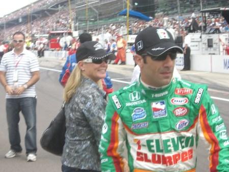 Tony ready pit lane