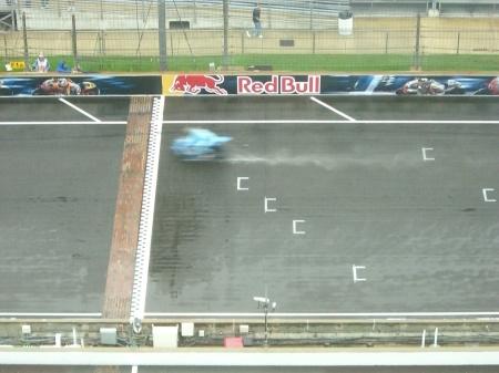 Rain @ IMS Moto GP
